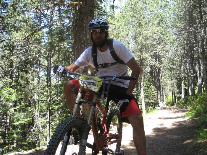 Фото  Open Natura 2011 Vallnord Solo Bici Weekend