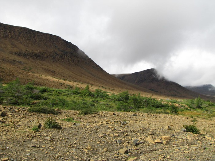 Foto de Tablelands @ Gros Morne Nationalpark / Canada